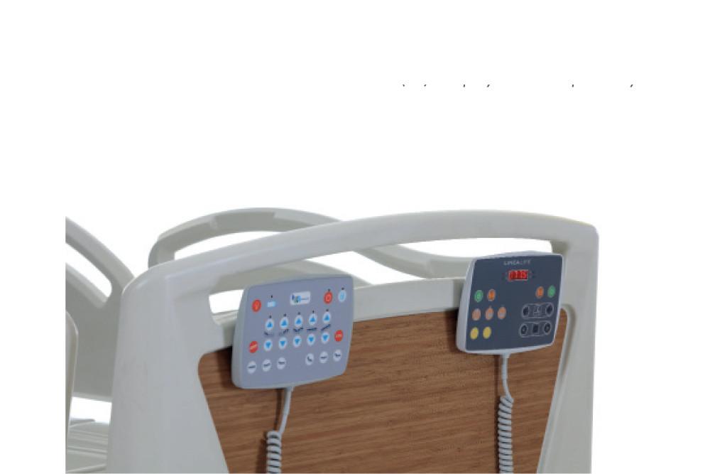 Больничная кровать с мотором и весовой шкалой FAULTLESS 3500WS - фото 2
