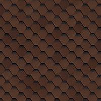 Гибкая черепица Финская коричневая