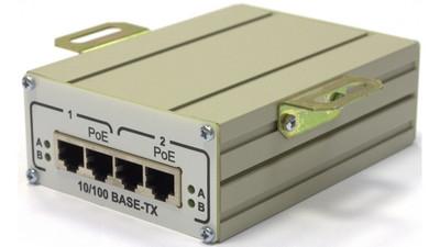 Инжектор TFortis PoE FSE-2C