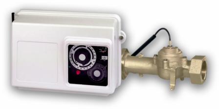 Блок управления на фильтрацию с эл. таймером Fleck v2850 SXT Filter chrono, фото 2