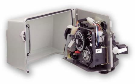 Блок управления на фильтрацию с электронным таймером Fleck v2750SXT Filter chrono, фото 2