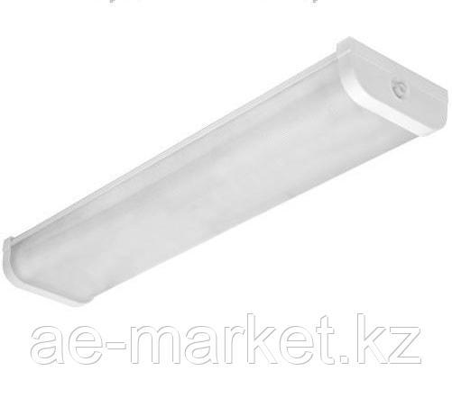 Потолочный накладной светильник ЛПО 46 2x36-714 Norma (ЭПРА Philips)