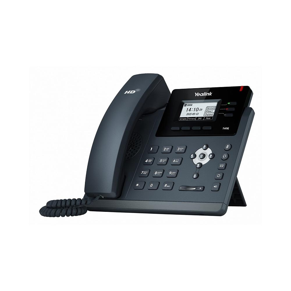 IP телефон Yealink SIP-T40G