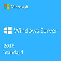 Операционная система Microsoft WinSvrSTDCore 2016 SNGL OLP 16Lic (9EM-00118)