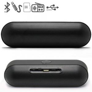 BLUETOOTH-КОЛОНКА ПОРТАТИВНАЯ + MP3 ПЛЕЕР BETTER S812 [5 ВТ; BLUETOOTH; USB; MICRO USB]