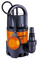 Дренажный насос ДН-1100 Вихрь | Грязная вода