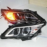 Фары Toyota Camry V50 Angel Eyes, фото 1