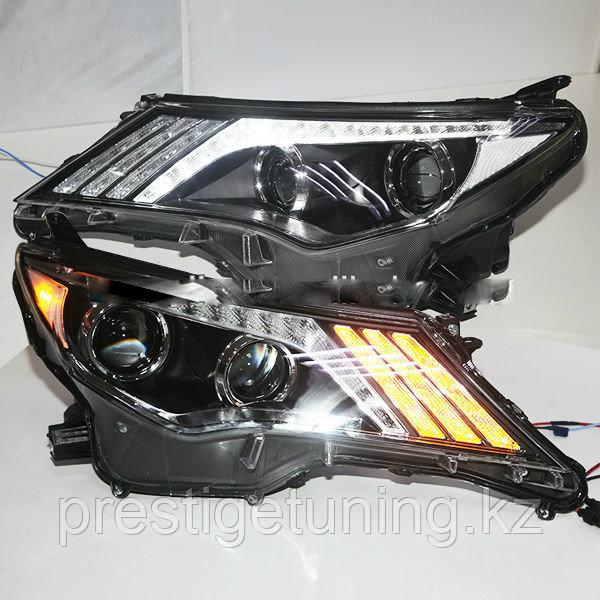 Передняя оптика на Toyota RAV4 2013-14 Type 3