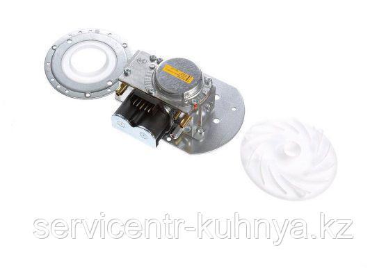 Газовый клапан RH горячий воздух* SCC_WE, CM_P 61/62/101/201G начиная с 09/2011