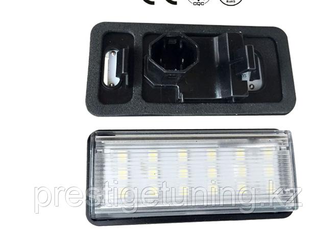 Диодовая лампа номерного знака LC100/200 LX470/570 Prado120/GX 2003-09