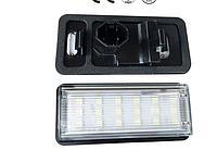 Диодовая лампа номерного знака LC100/200 LX470/570 Prado120/GX 2003-09, фото 1