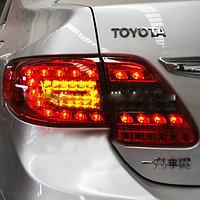 Задние фары Corolla Type 3 2011-12