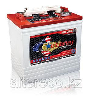 Тяговый аккумулятор US 2200 XC (6В, 232Ач), фото 2