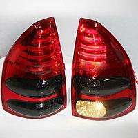 Задние фонари на Prado 120 2003-09 стиль GX