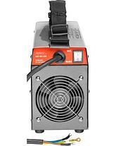 Сварочный аппарат инвертор ЗУБР ЗАС-М3-220, МАСТЕР, М3, 220А, MMA, IGBT, ПВ-30%, 1*220В (мин 180В) , фото 2