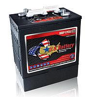 Тяговый аккумулятор US 305 XC (6В, 310Ач) Аналог Trojan J305G-AC, фото 1