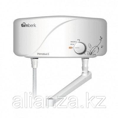 Электрический проточный водонагреватель 8 кВт Timberk WHEL-7 OC PRIMALUX