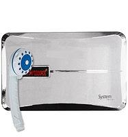 Электрический проточный водонагреватель 8 кВт Thermex System 800 Chrome , фото 1
