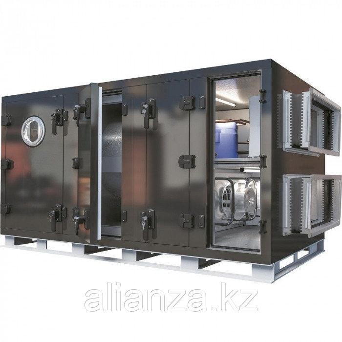 Приточно-вытяжная вентиляционная установка 6000 м3/ч GlobalClimat Nemero 09 RR.1-HW-CW 6500