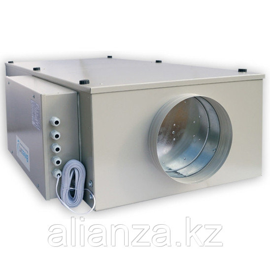 Приточная вентиляционная установка 750 м3/ч Breezart 700 Lux 6,7 - 380/3