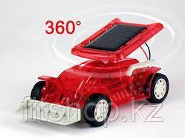 Солнечный набор SOLAR BULLDOZER. Бульдозер на солнечной батарее