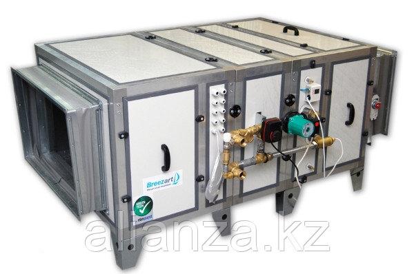 Приточная вентиляционная установка 8000 м3/ч Breezart 8000 Aqua W / F