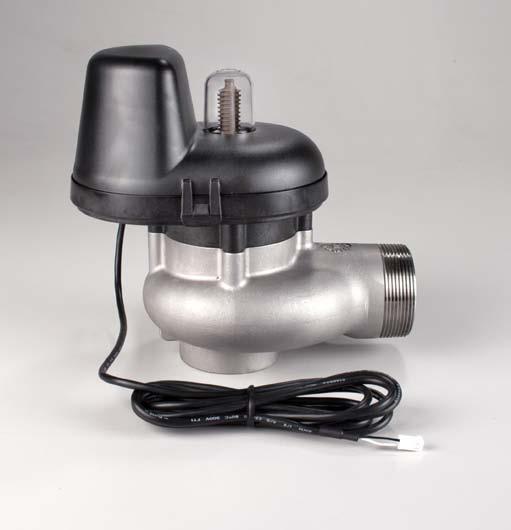 """Клапан двухходовой/отсечной NHWB 2"""" (V3098)"""