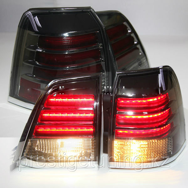Задние фары Lamp Smoke Black 2008-15