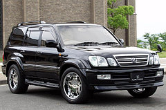 Lexus LX470 (1998-2007)