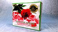 Рахат лукум  в упаковке (в кубиках) c Ароматом Розы.