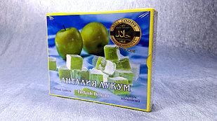 Рахат лукум  в упаковке (в кубиках) c Ароматом Яблока.