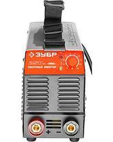 Сварочный аппарат инвертор ЗУБР ЗАС-М3-250, МАСТЕР, М3, 250А, MMA, IGBT, ПВ-30%, 1*220В (мин 180В) , фото 3
