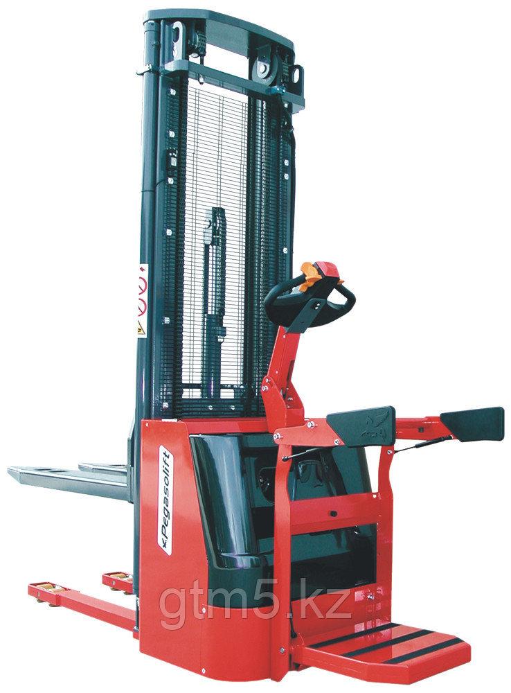 Штабелер Pegasolift PL16/38T (1600 кг, 3800 мм)