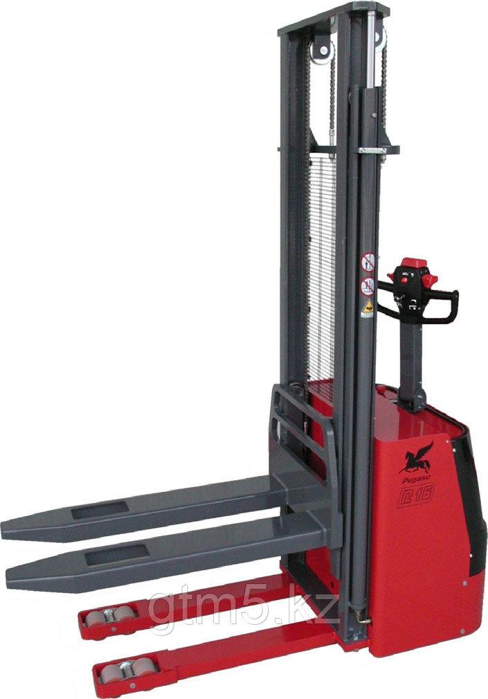 Штабелер Pegasolift PL20/16S (2000 кг, 1600 мм)