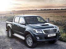 Toyota Hilux/ Vigo 2012-15