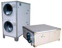Приточно-вытяжная вентиляционная установка 500 м3/ч Utek DUO DP 1 BP H