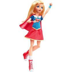Кукла супергёрлс Super Hero Girls Супер Девушка DLT63