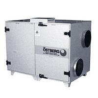 Приточно-вытяжная вентиляционная установка 3000 м3/ч Ostberg HERU 600 S RER