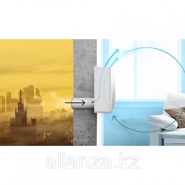 Бытовая приточная вентиляционная установка Бризер Tion 3S Smart - фото 3