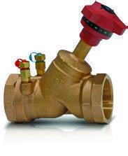 Статический балансировочный клапан BSBV-100