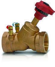 Статический балансировочный клапан BSBV-100, фото 2