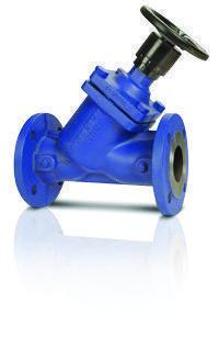 Статический балансировочный клапан BSBV-200, фото 2