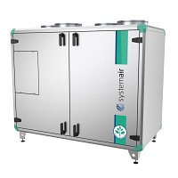 Приточно-вытяжная вентиляционная установка 3000 м3/ч Systemair Topvex TX/C06 HWH-L