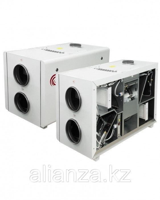 Приточно-вытяжная вентиляционная установка 750 м3/ч Salda RIRS 700 HW EKO 3.0