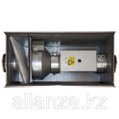 Приточная вентиляционная установка 1500 м3/ч Аэроблок ECO 315/1-12,0/3
