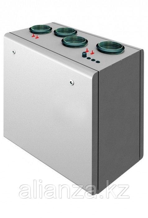 Приточно-вытяжная вентиляционная установка 1000 м3/ч Shuft UniMAX-R 850VEL EC