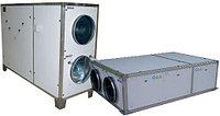 Приточно-вытяжная вентиляционная установка 500 м3/ч Utek FAI DP 1 H