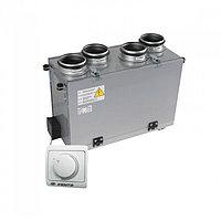 Приточно-вытяжная вентиляционная установка 500 м3/ч Vents ВУТ 200 В мини (РС)