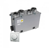 Приточно-вытяжная вентиляционная установка 500 м3/ч Vents ВУТ 300 В мини (РС)
