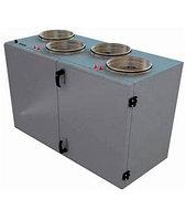Приточно-вытяжная вентиляционная установка 1000 м3/ч Shuft UniMAX-P 800VWL-A